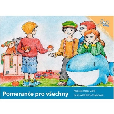 Oranges for Everyone/ Pomerance pro vSechny (Paperback) - Czech