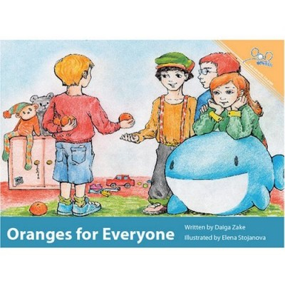 Oranges for Everyone(Paperback) - French