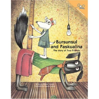 Bursunsul And Paskualina (Paperback) - French