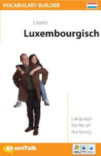 Talk Now Vocabulary Builder - Luxembourgisn