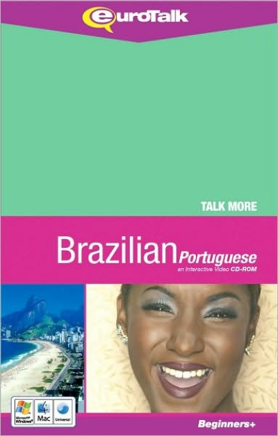 Talk More! Brazilian Portuguese