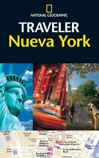 Traveler Nueva York / New York (Paperback)