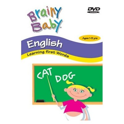 Brainy Baby English (DVD)