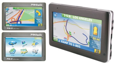 Electronic Hand-held Navigation in Chinese/Korean/Spanish/English