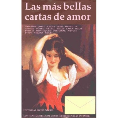 Las Mas Bellas Cartas De Amor / The Most Beautiful Love Letters (HC)