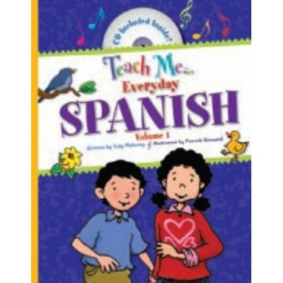 Teach Me Everyday Spanish Volume 1