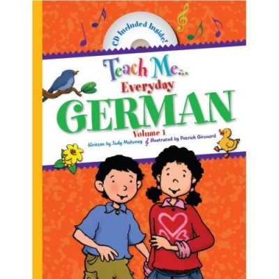 Teach Me Everyday German Volume 1