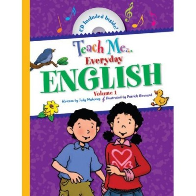 Teach Me Everyday English Volume 1