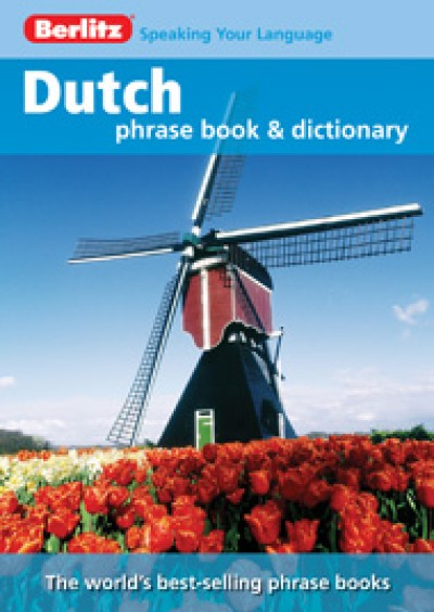 Berlitz: Dutch Phrase Book and Dictionary