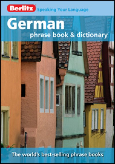 Berlitz: German Phrase Book and Dictionary
