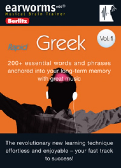 Earworms: Berlitz Rapid Greek Vol. 1