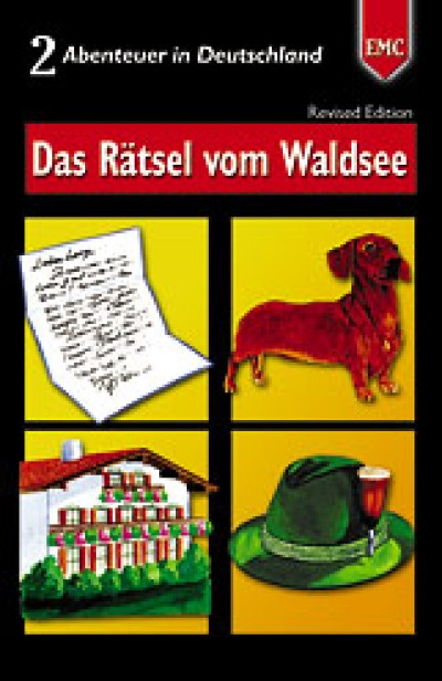Das Rätsel vom Waldsee - Reader 2 (Moderate Level) Level 1