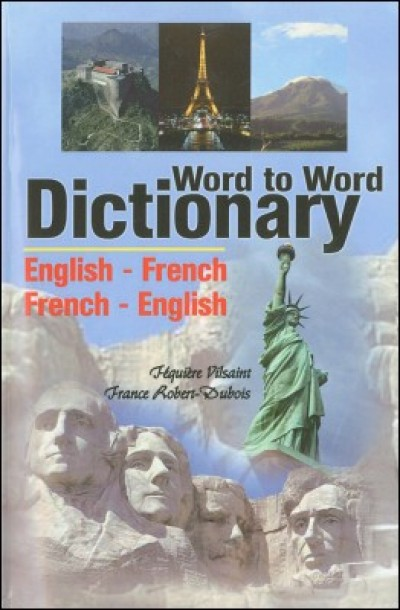 English French / French English Word to Word Dictionary