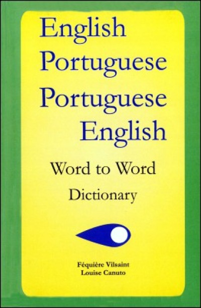 English-Portugues, Portuguese-English Word to Word Dictionary