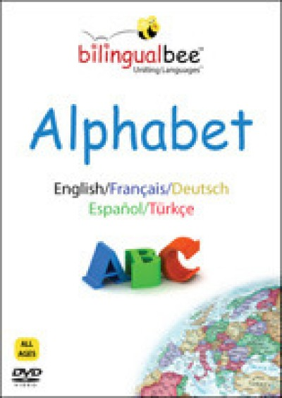 Bilingual Bee: Alphabet DVD