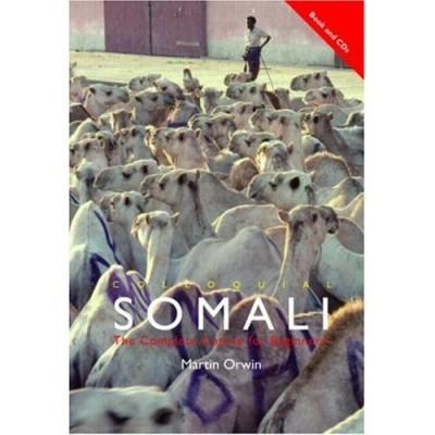 Somali Language Course, Audio CD, Learn, Speak, Instruction