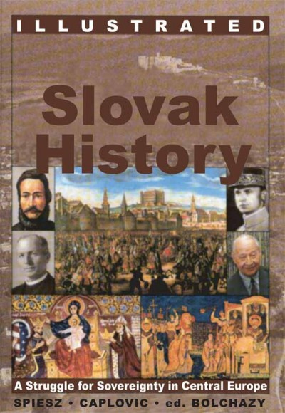Illustrated Slovak History (PB)