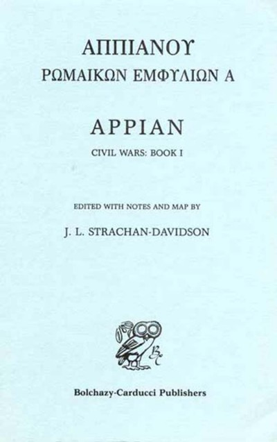 Appian Civil Wars (PB)