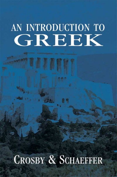 An Introduction to Greek (PB)