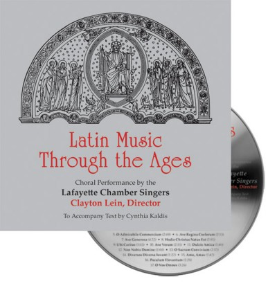 Latin Music Through The Ages Audio CD