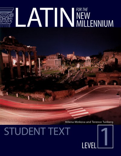 Latin for the New Millennium - Student Text, Level 1