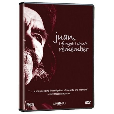 Juan, I Forgot I Don't Remember (DVD)