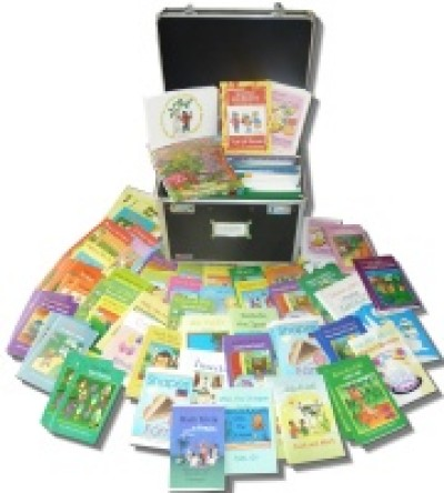 Portable Library for Haitian Creole Children Books (Grades K to 2)