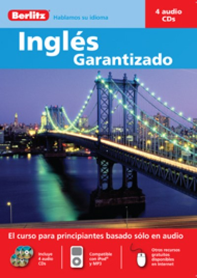 Berlitz: Ingles Guaranteed (Audio CDs)