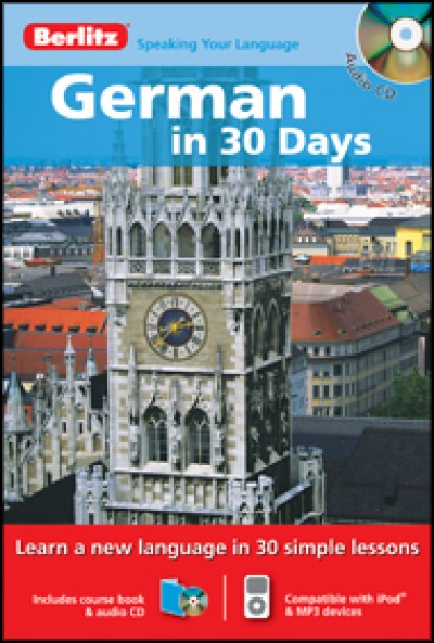 Berlitz: German in 30 Days