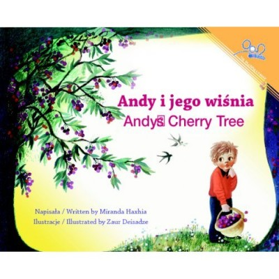 Andy's Cherry Tree (Paperback) - Polish and English