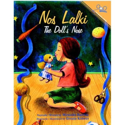 The Doll's Nose / Nos Lalki (Paperback) - Polish and English