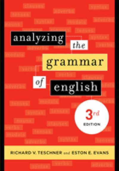 Analyzing the Grammar of English (Paperback)