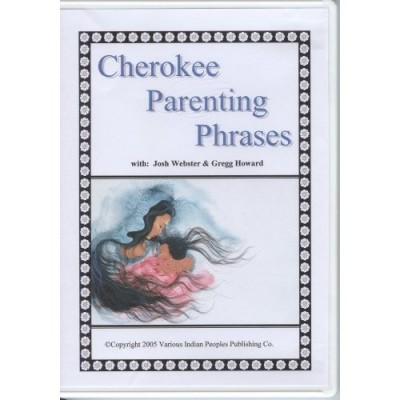 VIP - Cherokee Parenting Phrases (CD & Booklet)