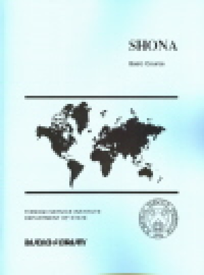 Intensive - FSI Shona (Book + Audio CDs)