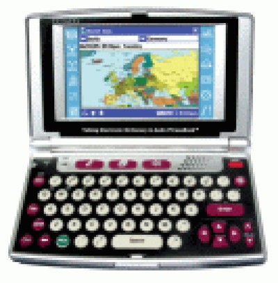 Ectaco Partner EHu800 - English <-> Hungarian Talking Electronic Dictionary and Audio PhraseBook