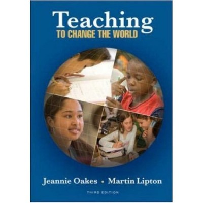 Teaching To Change The World, 3rd Edition
