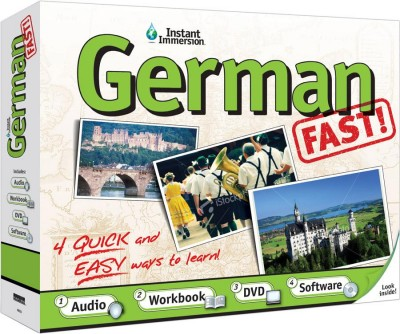 Instant Immersion German Fast
