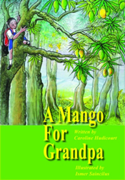 A Mango for Gandpa (PB) - Spanish