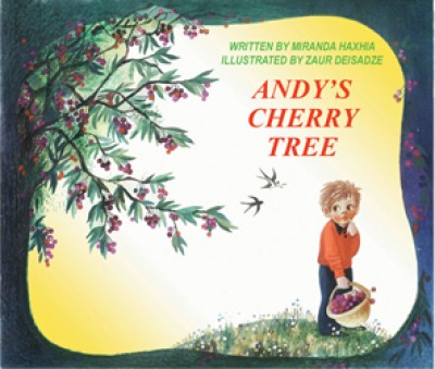 Andy's Cherry Tree (Paperback) - French