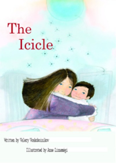 The Icicle / Cencul (Paperback) - Slovak