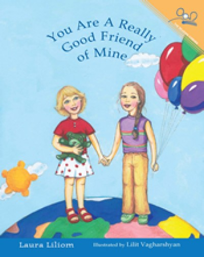 You Are a Really Good Friend of Mine (Paperback) - Slovak