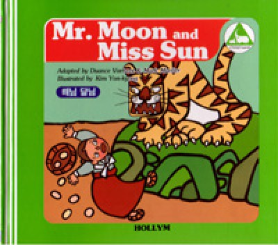 Mr. Moon and Miss Sun / The Herdsman and the Weaver (Bilingual) Vol. 2
