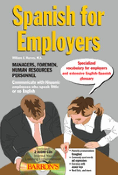 Spanish for Employers with Two Audio CDs
