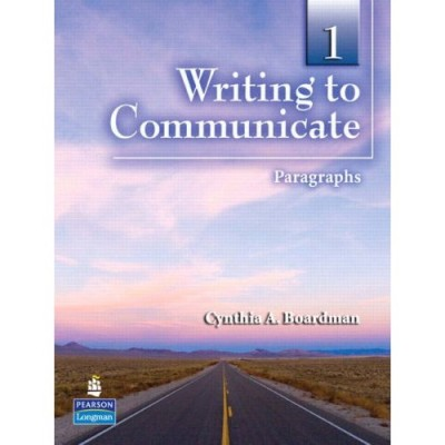 Writing to Communicate 1: Paragraphs (Paperback) - Low-Intermediate