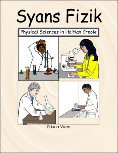 Syans Fizik 9�. Ane / Physical Sciences in Haitian Creole
