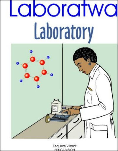 The Laboratory Book in Haitian-Creole