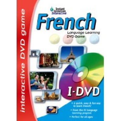 French Instant Immersion I-DVD