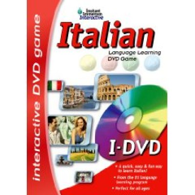 Italian Instant Immersion I-DVD