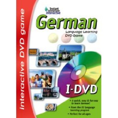 German Instant Immersion I-DVD