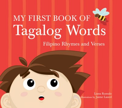 My First Book of Tagalog Words (HC)